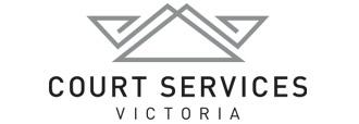 Court Services Victoria logo